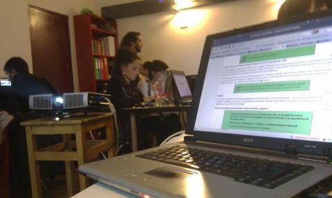 taller 3+1 Formació al Ateneu Candela by communia