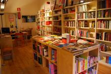 foto llibreria Synusia