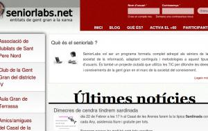 Seniorlabs: Mòdul formatiu per a entitats de gent gran a la xarxa